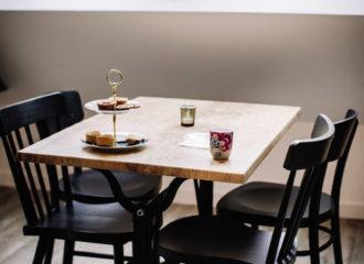 Salon de thé Au Temps des Cerises